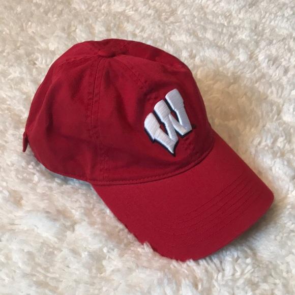 promo code 76ff2 db368 Women s Wisconsin Baseball Cap - NWOT